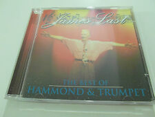 James Last - The Best Of Hammond & Trumpet (CD Album) Used Very Good