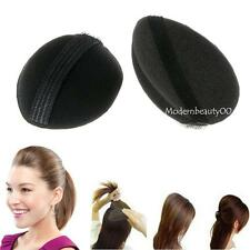 2pcs BUMP it Up Bumpit Volume Hair Base Inserts Princess Styling Tool
