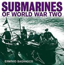 New Submarines of World War Two by Erminio Bagnasco (2000, Paperback) German WW2