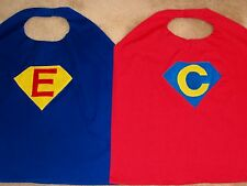 Kids New Unique Personalized Custom Superhero Cape Create Your Own Costume