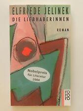 Elfriede Jelinek Die Liebhaberinnen Roman Rowohlt Verlag rororo Buch