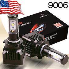 2x 80W 8000lm CREE LED Headlight Kit 9006 HB4 High / low Beams HID 6000K Lights