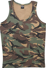 NEW  BRITISH ARMY DPM SAS CAMO VEST / MILITARY FASHION