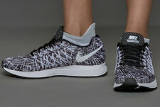 NIKE ZOOM PEGASUS 32 PRINT correr AIR Zapatillas Zapatos UK 7.5 (UE 42) Negro Blanco