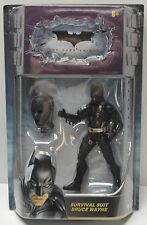 "BATMAN BEGINS Mattel Movie Masters Batman Dark Knight 6"" Figure NIP"