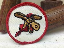CAMEL MOOSE? BOY SCOUT OF AMERICA PATCH