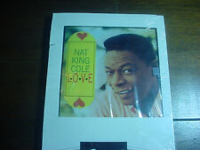 NAT KING COLE Love CD BOX (LONG BOX) New SEALED