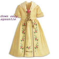 American Girl Felicity Tea Lesson Dress Gown Cecile Elizabeth Marie-Grace Molly