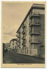 Cartolina Vado Ligure - Via Aurelia