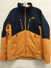 NWD The North Face Men's Apex Elevation Insulated Jacket Blue/Orange SZ Med (ah)