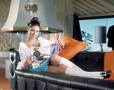 """Ingrid Back On Her Majestys secret service James Bond 007 10"""" x 8"""" Photo"""