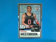 2015-16 Panini NBA Sticker Collection n.406 MVP Russell Westbrook All Stars