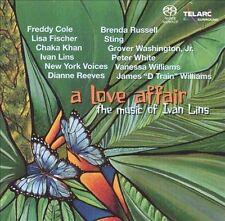 Love Affair: Music of Ivan Lins, Peter White, Lisa Fischer, Diann, New