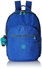 Kipling Seoul Backpack-Color: Sailor Blue