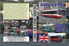 3001. Cheshire. UK. Buses. December 2014. We have weekday coverage in Chester th
