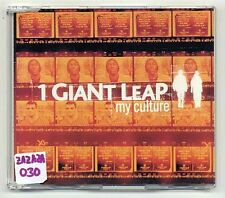 1 Giant Leap Maxi-CD My Culture - 4-track incl. Video - feat. ROBBIE WILLIAMS
