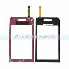 NEW TOUCH SCREEN GLASS DIGITIZER FOR SAMSUNG S5230 TOCCO #GS-202_RED