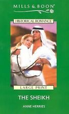The Sheikh (Mills & Boon Historical Romance)-ExLibrary