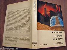 Slan Fantascienza Libra Editrice n 2 IL LIBRO DI PTATH A.E. Van Vogt 1976 vendo