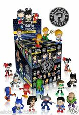 Funko Justice League DC Super Heroes Mystery Minis Vinyl Figure One Blind Box