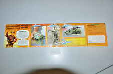 P162 gi joe dutch french for ordering mail-in weapons transport super trooper