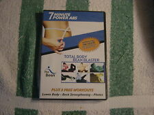 7 Minute Power Abs & Total Body Bean Blaster (DVD, 2006) from The Bean