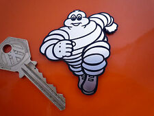 MICHELIN BIBENDUM Self Adhesive Car or Bike BADGE Laser Cut Tyres Tires Running