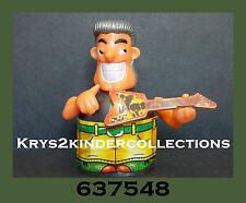 Jouet kinder Die Billy Blues Combo Jimmy capsule noire 637548 Allemagne 1996