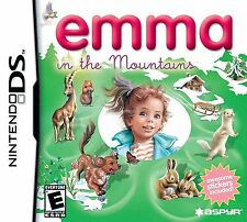 Emma In The Mountains DS