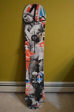 Burton Lipstick PRO Flying V ICS Womens Freestyle Snowboard 141 cm LIP-STICK