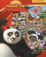 I Can Find It Ser.: Kung Fu Panda by Loki and Sheena Chihak (2008, Hardcover)