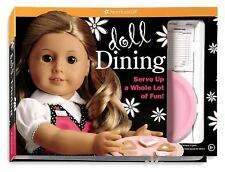 Doll Dining by Trula Magruder (2011, Mixed Media) New (Revised)