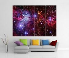 CONE NEBULA OUTER SPACE GIANT WALL ART PICTURE PRINT POSTER H16