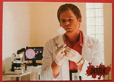 Dexter-Temporadas 5 & 6-individual Trading Card #49 - Pegamento