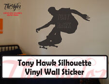 Tony Hawk Silhouette Vinyl Wall Sticker