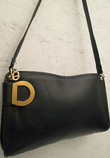 -AUTHENTIQUE et beau sac à main CHRISTIAN DIOR  vintage bag 60's