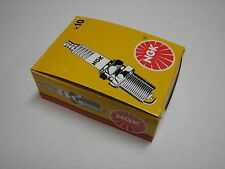 NGK Qty 10 BR9ES Threaded Tip 5722 Spark Plug