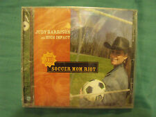 Judy Harrison & High Impact, Soccer Mom Riot, Brand New, Awesome CD!!