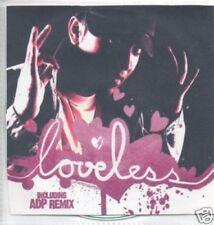 (462O) D-Boy, Loveless ft AG Dolla & Sef - DJ CD
