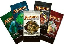 MTG 10th Edition Factory Sealed English Booster Pack, FREE Shipping Worldwide!