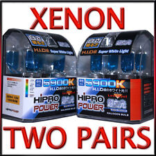 XENON HID HALOGEN HEADLIGHT BULBS 1995 1996 1997 1998 DODGE RAM TRUCKS - 4PCS