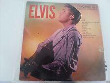 ELVIS PRESLEY Elvis 1956 1st  ISRAELI LP LPM 1382 MEGA RARE LP