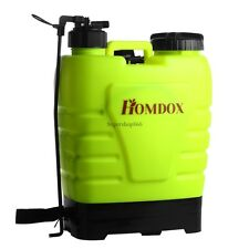 Commercial Backpack Sprayer 4 Gallon Weed Killer Pesticide Chemical SO6H