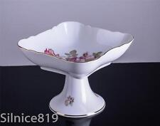 Golden Crown E&R China Bavaria Schumann Arzberg Germany Wild Rose Compote