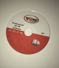 Würth Wow 5.00.8 R2 Vollversion Deutsch incl. Keygen auf der DVD