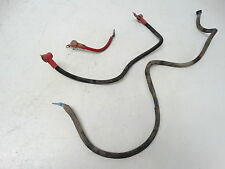 2006 Polaris Sportsman 800 EFI Battery Leads