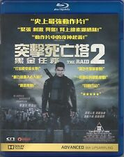 The Raid 2 (2014) Blu-Ray [Region A] UNCUT Uncensored English Subtitles Action