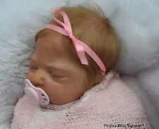 *PBN* REBORN BABY GIRL SCULPT LEAH 0717 BY SANDRA WHITE