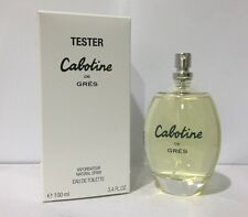 Cabotine De Gres 3.4oz Eau de Toilette Spray Brand New Tester Perfume For Women