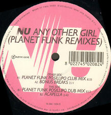 NU - Any Other Girl (Planet Funk Remixes) - Bustin Loose
